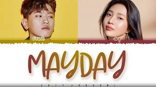 Download lagu CRUSH – 'MAYDAY' (Feat RED VELVET 'JOY') Lyrics [Color Coded_Han_Rom_Eng]