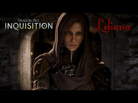 Dragon Age Inquisition: ducing Leliana First Conversation