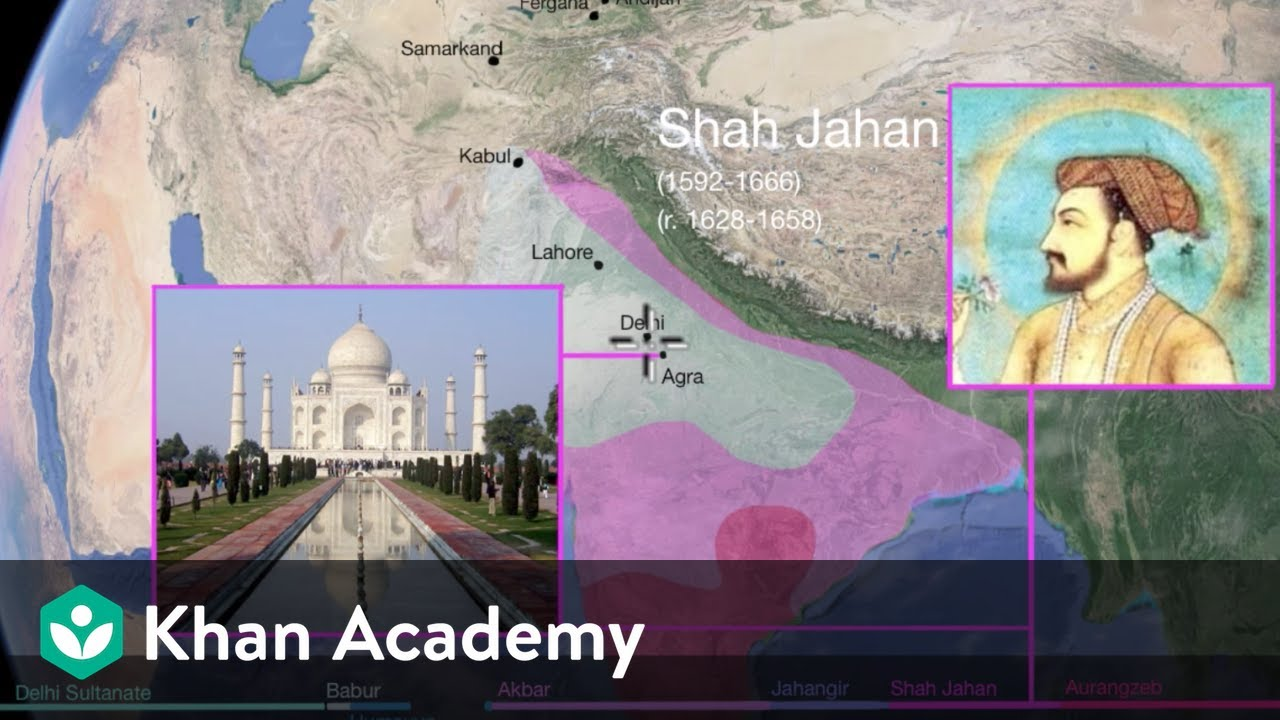 Mughal rule in India