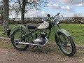 1956 BSA Bantam D1 125cc for Sale