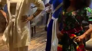 Priyanka Chopra Dances With Gorgeous Ethiopian Woman