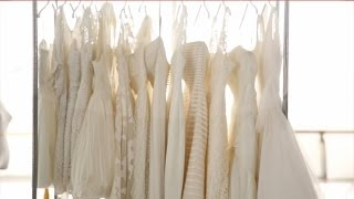 Martha Stewart Weddings 101: How to Wedding Dress Shop