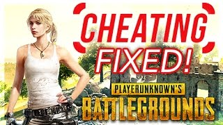 PUBG Update - Cheating Fixed, High Ping Players Gone, Flashbangs removed.