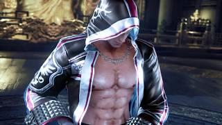 Tekken 7 (PS4) - Bryan VS Steve Gameplay Fight [1080p 60fps]