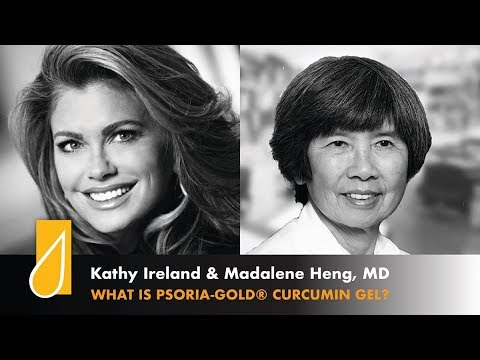 Supermodel Kathy Ireland Asks Madalene Heng MD: Science Behind Curcumin Gel