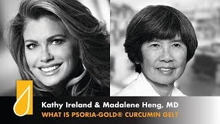 Supermodel Kathy Ireland Asks Madalene Heng MD: Science Behind Curcumin Gel
