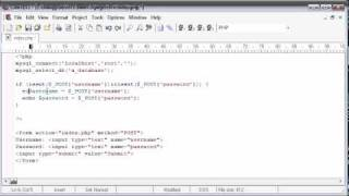 Beginner PHP Tutorial - 153 - SQL Injection Part 3