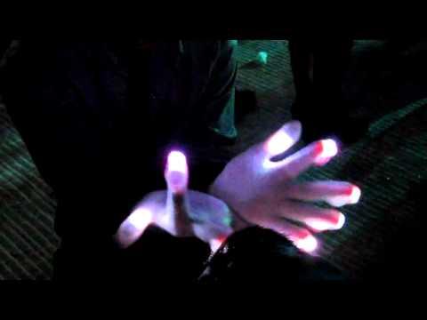 kandekreations.com [PM] [TM] [MeoW] LaLaBy lightshow @ Tiesto Home Depot Center