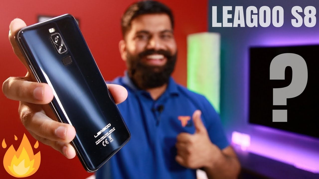 Leagoo S8 Unboxing & Giveaway - Galaxy S9's Cousin Brother?