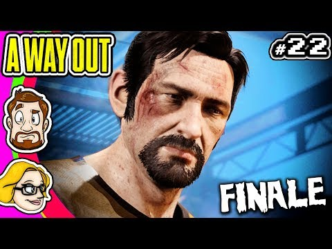 A Way Out - PART 22: The Grand FINALE | CHRISTINE & RUSS