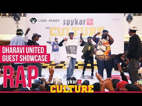 Dharavi United - Rap - Guest Showcase at Spykar The Culture x Urban Monkey