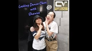 Beginner's Locking Class with Shanice - vlog0002