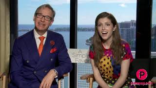"""A Simple Favor"": Telling Anna Kendrick you want to marry her"