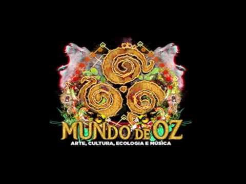 INTELLIGENCE - Live Set@Mundo de OZ Festival 008 20-23 April 2017 [Psychedelic Trance]