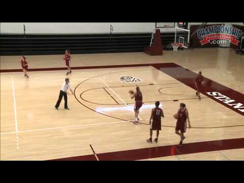 Tara VanDerveer - Layups and Jab Series