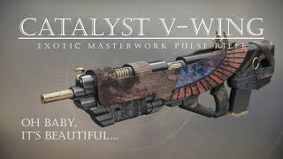 Even Better! - Catalyst Vigilance Wing - PVP Gameplay Review
