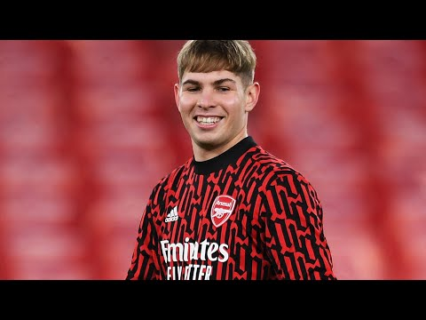 Emile Smith Rowe | Growing up with... | Music, video games, movies, inspirations & more
