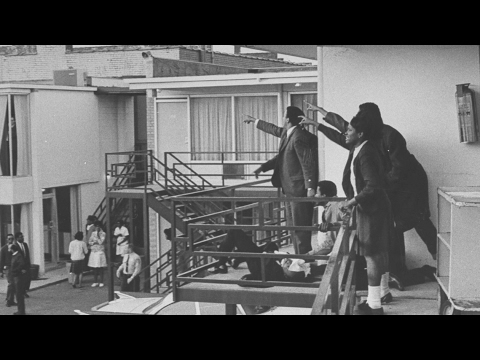 The Assassination of Dr. King: A Firsthand Account