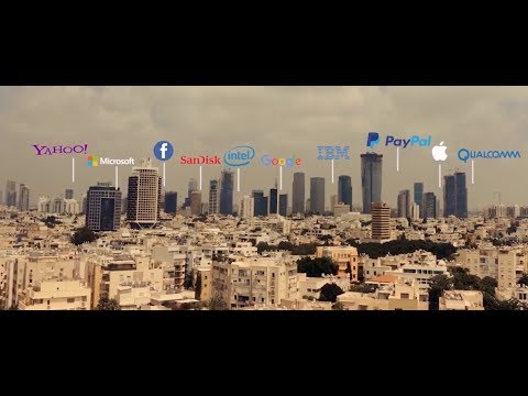 The Success Of Israel's Start Up Nation