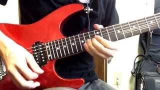 ひめキュンフルーツ缶/ワードレス ギターソロ弾いてみました( ̄▽ ̄) ち...