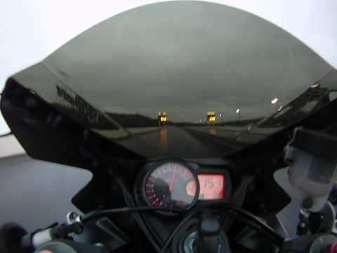 justin snow- drag race- GSXR1000