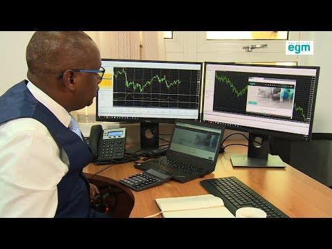Interview with Kevin Ng'ang'a, CEO of EGM Securities.