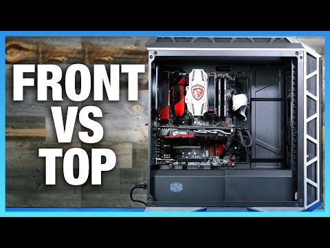 Cooler Master H500P Radiator & Fan Placement Guide