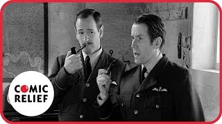 Armstrong, Miller, Mitchell and Webb - WW2 Pilots - Red Nose Day 2009