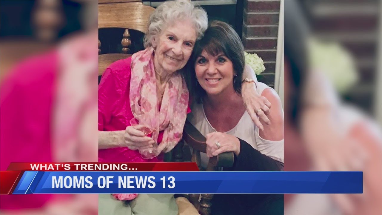 Happy Mother's Day from News 13!