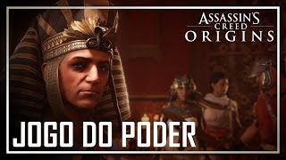 Assassin's Creed Origins: Jogo do Poder - Gamescom