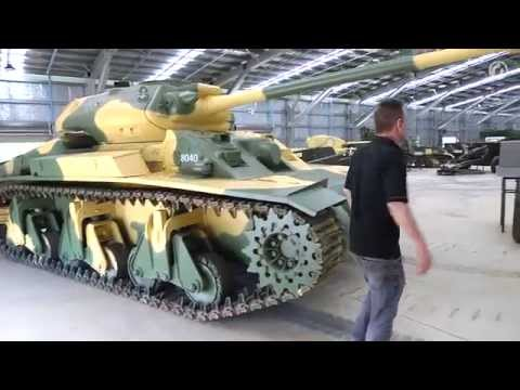 [The Challenger: Asia Edition] Australia Armour and Artillery Museum