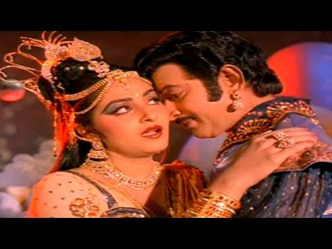 Idhi kalyani Full Video Song || Simhasanam Movie || Krishna, Jaya Pradha, Mandakini
