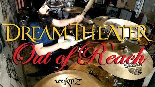 Dream Theater - Out of Reach - Drum Cover by Glen Monturi