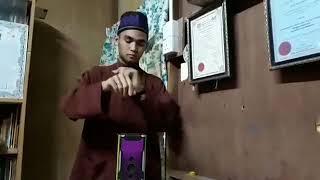 Arif - Magic Raya Contest 2018
