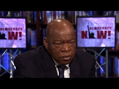 John Lewis Remembers Police Attack on Bloody Sunday in Selma 50 Years Ago