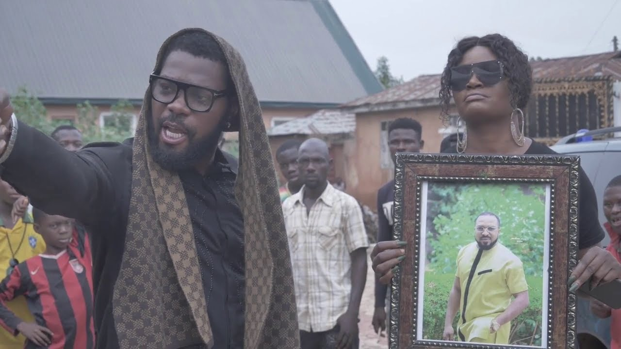 Download HOW MY WIFE BROUGHT A MESSAGE FROM THE GRAVE (FULL MOVIE) CHIZZY ALICHI 2021 Latest Nigerian  Movie