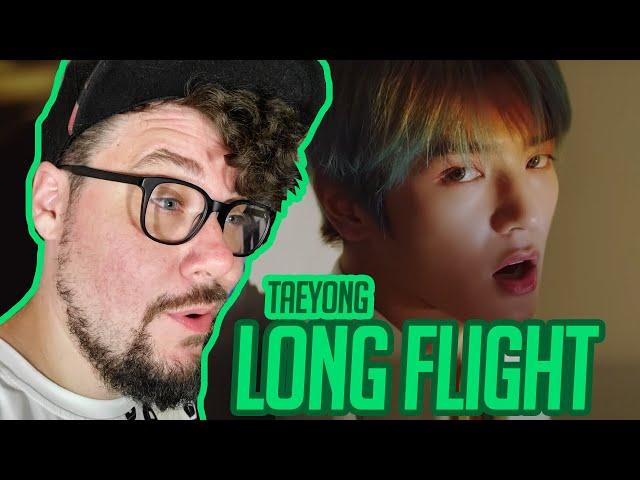 Mikey Reacts to TAEYONG 태용 'Long Flight' MV