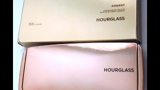 Hourglass Ambient Blush Palette Review Thumbnail