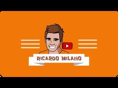 VINHETA DO CANAL RICARDO MILANO