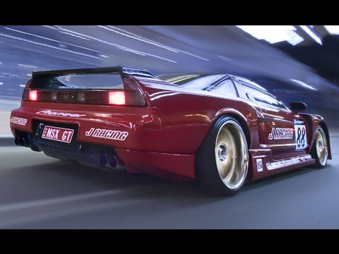 🏎️TURBO HONDA NSX (BEST OF)