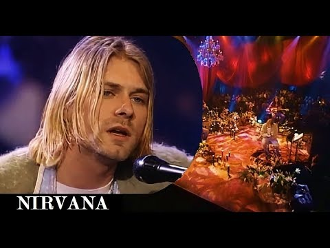 Nirvana - Unplugged & Unedited HQ Video(+ Extras)