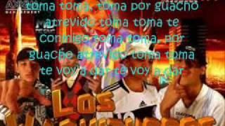 Los Wachiturros-tirate un paso(lyrics)