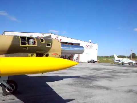 L-39 Garrett tfe731 power run.
