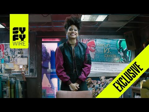 Deadpool 2 Exclusive: Meet Domino   SYFY WIRE