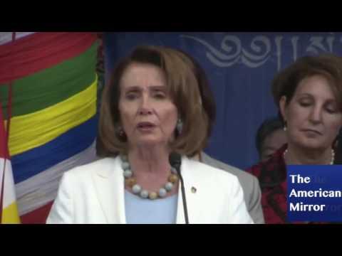 Dalai Lama prays for Nancy Pelosi to rid herself of 'negative attitudes'