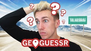 I PLAYED GEOGUESSER?