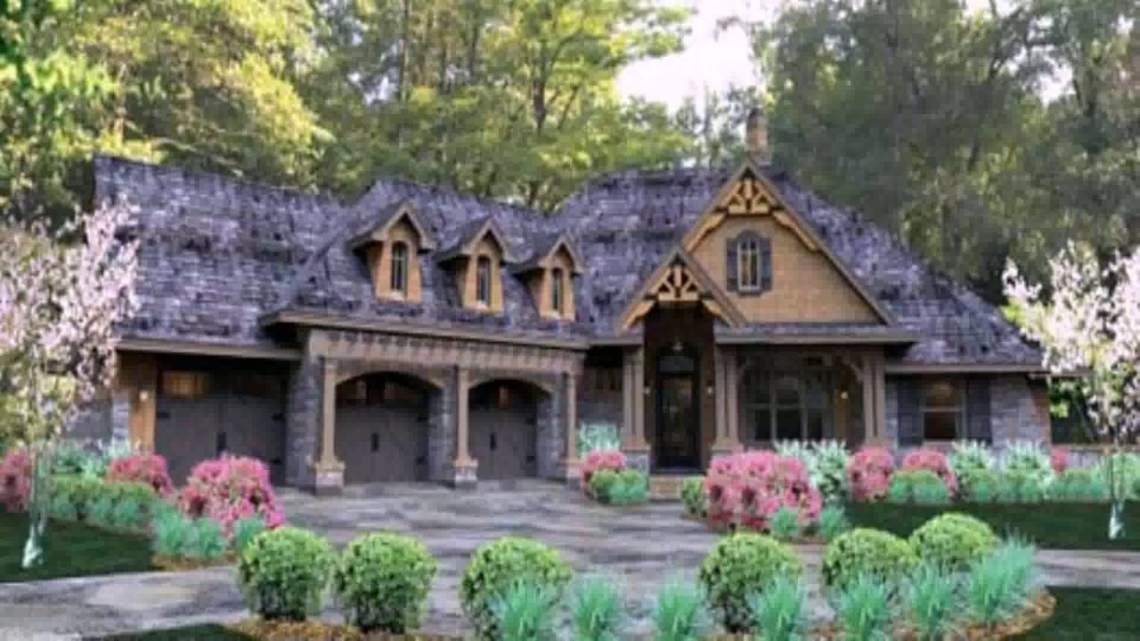 Craftsman style house plans with pictures youtube for Craftsman vs mission style