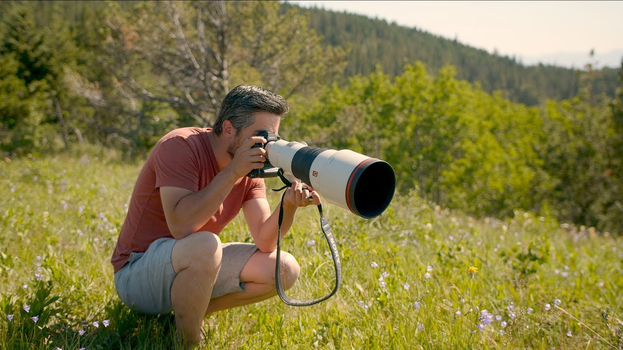 DPReview TV: Sony 400mm F2 8 G Master hands-on