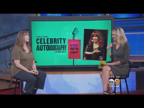 Laraine Newman Stars IN 'Celebrity Autobiography'