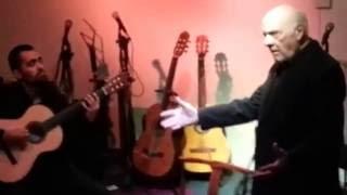 """TANGO """"Una Cancion"""", magnificamente interpretado por el maestro OSVALDO PEREDO"""